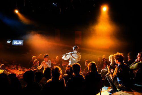 Die Konzertidee des Siegerensembles wird im Sommer uraufgeführt. m. Rhomberg/Hugo