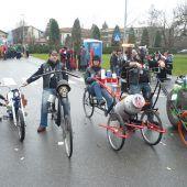 Letzter Einsatz für Milchsüppl´r Bikes