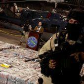 5,8 Tonnen Kokain in Container gefunden