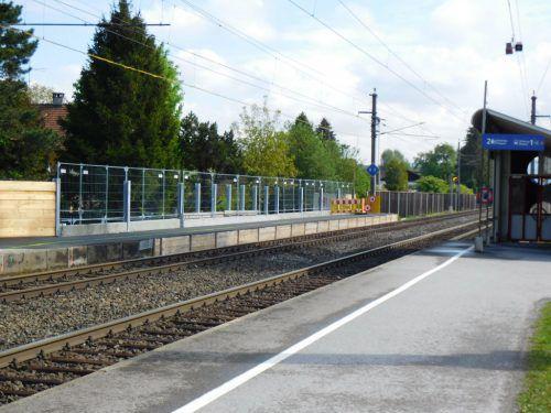 Die Umgestaltung des Bahnareals steht in den Startlöchern. Eine wasserrechtliche Bewilligung steht noch aus und wird Anfang März verhandelt. Mäser