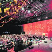 Dabei sein beim größten Event für Frauen in Österreich