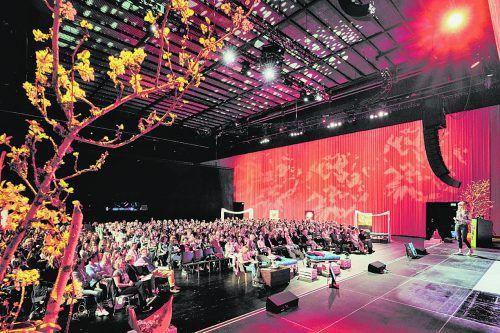 """Die VN verlosen zwei exklusive Karriere-Packages im Wert von 250 Euro für das """"Female Future Festival"""" am 18. März 2020 im Festspielhaus Bregenz.veranstalter"""