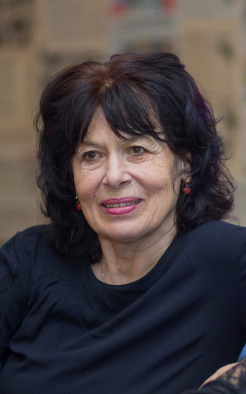 """Die Vorarlberger Autorin Monika Helfer begeistert mit """"Die Bagage"""". Vn/RP"""