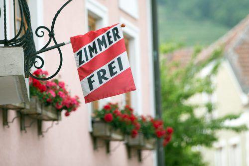 Die Vorarlberger Hotellerie hat nicht nur schöne Zimmer, sondern sie hat diese auch solide finanziert, wie der Branchenbericht zeigt. APA