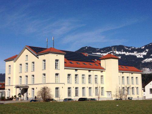 Durch die Lage und Dachneigung ist der Wirtschaftspark ideal für PV-Paneele. em