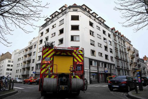 Ein Problem mit einer elektrischen Anlage könnte das Feuer ausgelöst haben. AFP