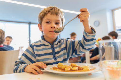Ernährung für Kinder: Thema in Aktueller Stunde im Landtag. VN/Stiplovsek