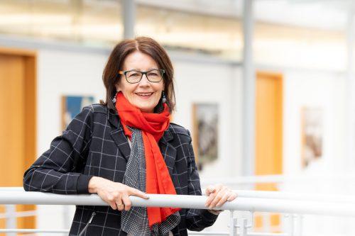 """""""Wir rechnen mit 3,5 Millionen weniger Einnahmen, wissen aber nicht, welche zusätzlichen Kosten noch auf uns zukommen werden.""""Bürgermeisterin Eva Maria Mair ÖVP"""