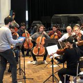 Konzert mit Musikern aus Kolumbien, Südafrika und Vorarlberg