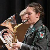 Militärmusik Vorarlberg überzeugte mit Konzert und will größer werden. D8