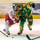 3:4-Niederlage im Hinspiel. EHC Lustenau verliert erstes Match um Meistertitel. C1