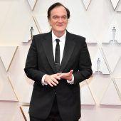 Vaterfreuden für Tarantino
