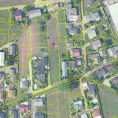 Boden in Dornbirn für 450.000 Euro verkauft