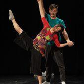 Ein Tanzstück, das verbindet. D6
