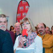 VN-Stammtisch: Steinbruch Hohenems lässt die Wogen hochgehen. A5