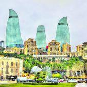 Baku: Orient und Moderne
