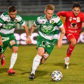 4:1-Derbysieg für die Austria