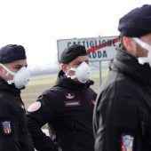 Drei TodesopferAuch die Zahl der infizierten Menschen steigt.