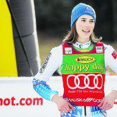Petra Vlhova ist inLa Thuile dabei