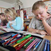 """<p class=""""caption"""">Für die Vorarlberger Schüler gibt es bald eine Schulnachricht. APA</p>"""