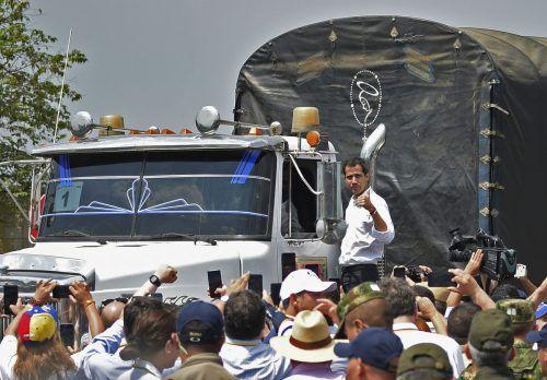 Gegen die katastrophale Geldentwertung protestieren Venezolaner seit langem. AFP