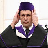 Neuer Präsident für den Verfassungsgerichtshof