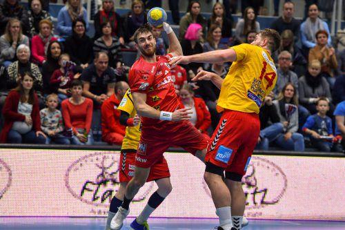 Boris Zivkovic wurde zuletzt verletzungsbedingt geschont.GEPA