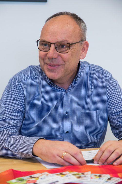 Hartwig Maier (l.) hat das Integra-Ruder übernommen, Stefan Koch wechselt in die Sozialarbeit. VN/PS