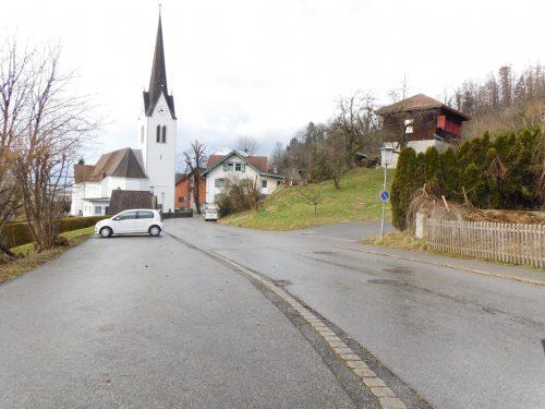 Im Bereich Bruderhof–Hohlweg–Stutz werden die Leitungen getauscht.M. Mäser