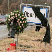 Gedenken an die Opfer von Oberwart