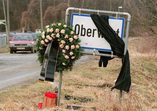 Im Februar 1995 starben vier Angehörige derVolksgruppe der Roma beimfolgenschwersten politisch motivierten Attentat in Österreich seit 1945. APA