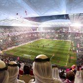 Katar verspricht beste WM aller Zeiten