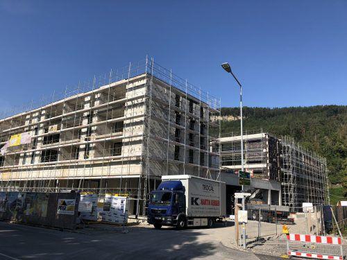 """Im Ortszentrum """"Tosters am Platz"""" wird die neueste Apotheke Feldkirchs voraussichtlich angesiedelt. VN"""