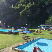 Schwimmbad Dalaas wird neu eingezäunt