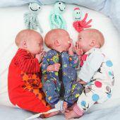 Fünf Kilo Babyglück