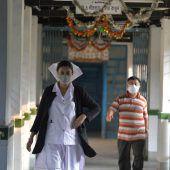 Epidemie ist noch keine Pandemie