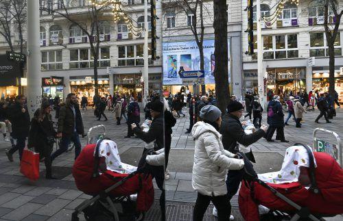 In Wien stieg die Bervölkerungszahl am stärksten.APA