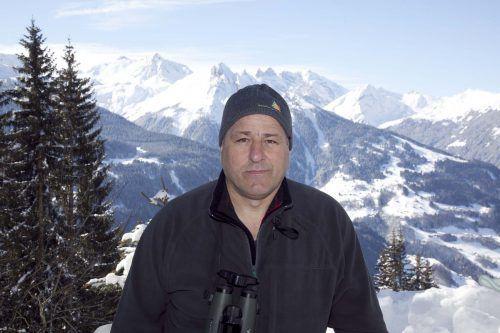 Jagdexperte Hubert Malin bleibt zuversichtlich.Meznar