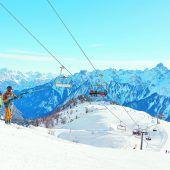 Musikalisches Skifahren im Brandnertal