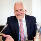 Ex-Minister Moser verabschiedet sich