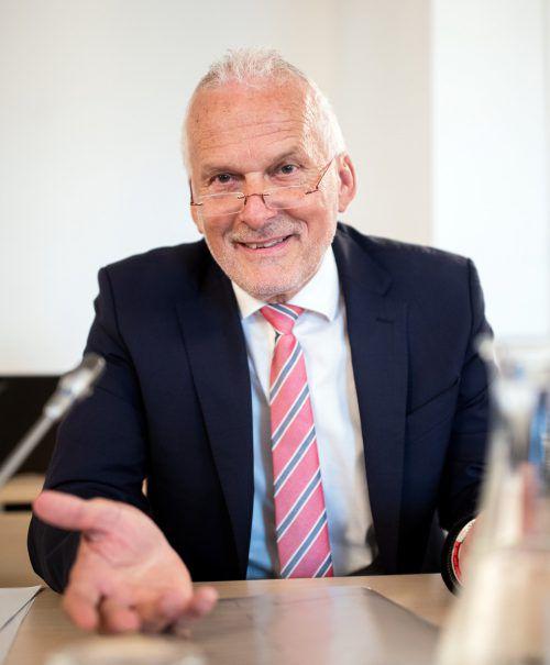 Josef Moser war Justizminister und Rechnungshofpräsident.APA