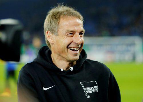 Jürgen Klinsmann entschuldigte sich für die Art und Weise des Rücktritts.Reuters