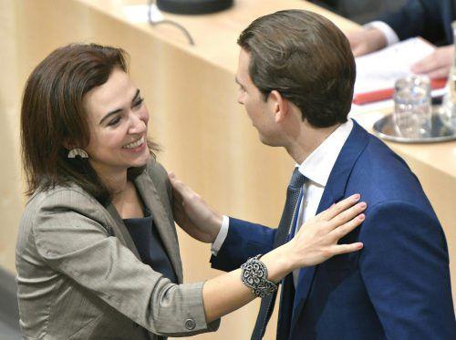 Justizministerin Alma Zadic hat mit Kanzler Sebastian Kurz eine allgemeine Aussprache mit der Standesvertretung der Staatsanwälte vereinbart.APA