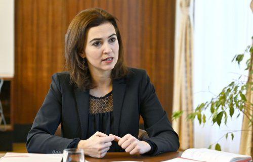 Justizministerin Zadic vereinbarte eine Aussprache mit den Staatsanwälten. APA