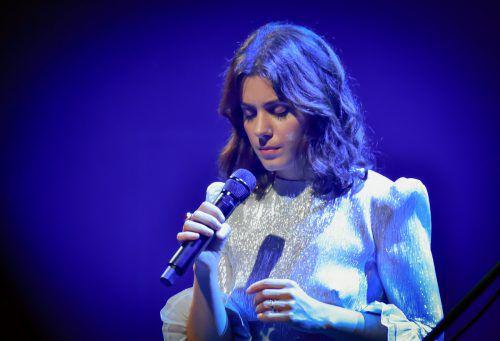 Katie Melua kommt im Oktober nach Bregenz. tetesh Ka