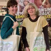 Feldkirchs Grüne starten mit Feier in Wahlkampf