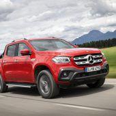 Autonews der WocheProduktionsende für die X-Klasse von Mercedes / Facelift für den Renault Megane / Hummer unter Starkstrom