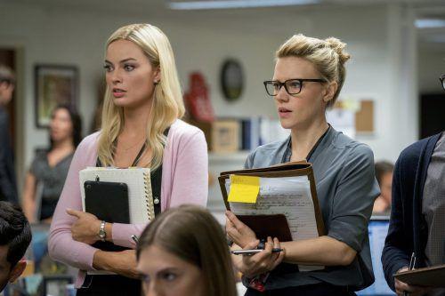 """Mit Margot Robbie und Kate McKinnon ist """"Bombshell"""" hochkarätig besetzt. ap"""