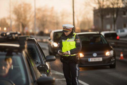 Mit vermehrten Kontrollen durch die Verkehrsabteilung der Polizei muss insbesonders in der Faschingszeit gerechnet werden. vn/paulitsch
