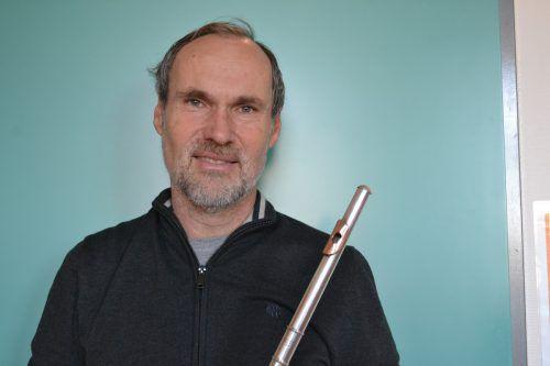 Musikschuldirektor Thomas Greiner wurde früh auf den musikalischen Pfad gelenkt. BI